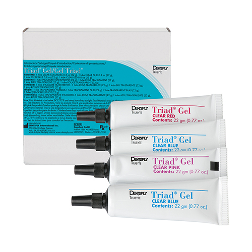 LABOSHOP: Dentsply Sirona Triad Gel Orthodontic Resin, Assorted